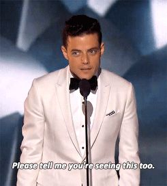 """Emmy® Award Winner Rami Malek "" .gif | Mr. Robot"