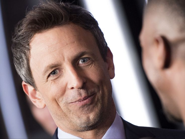 Golden Globes host Seth Meyers knows he has a tough job in the wake of Hollywood sex scandals