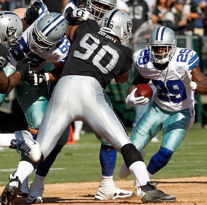 Dallas Cowboys Eye Candy: Photo