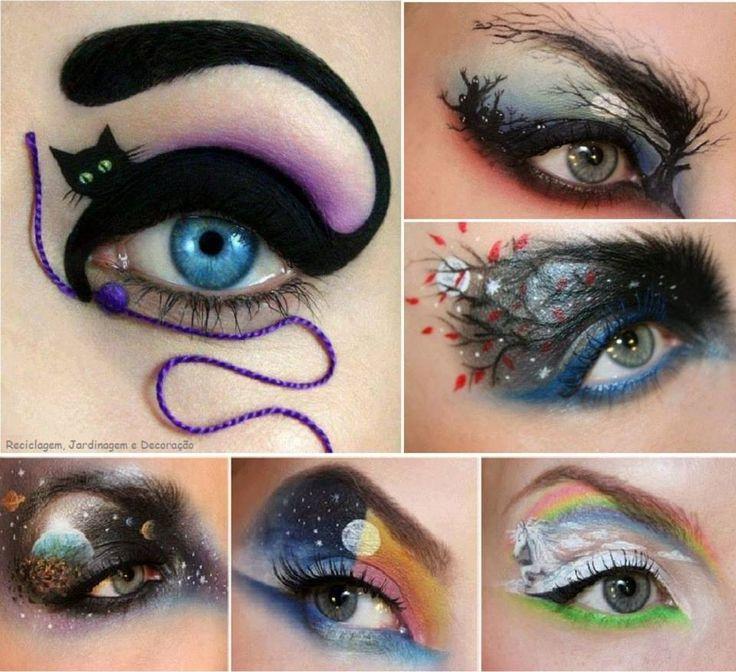 80 best Eye makeup images on Pinterest   Make up, Makeup and ...