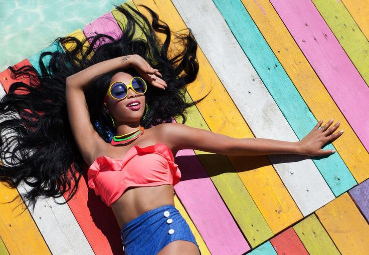 How to create the best summer look for your skin tone: Tips from a professional image consultant to look radiant this season.#imageconsultant #colouranalysis