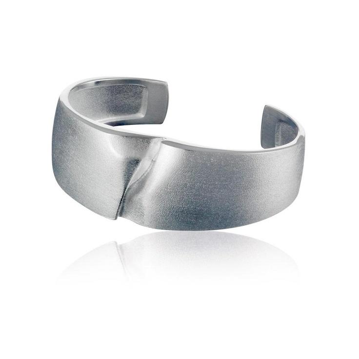 DARINA'S  Design Björn Weckström / Silver Bracelet / Lapponia Jewelry / Handmade in Helsinki