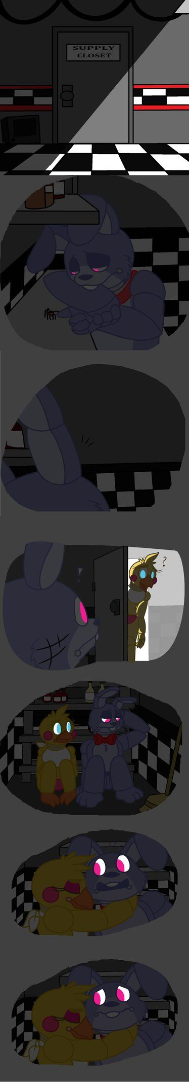 Ship Comic: Seven minutes in Heaven page 1 by HTF-ADTI-MLP100606