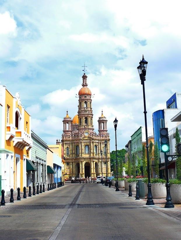 Templo de San Antonio  Aguascalientes, México