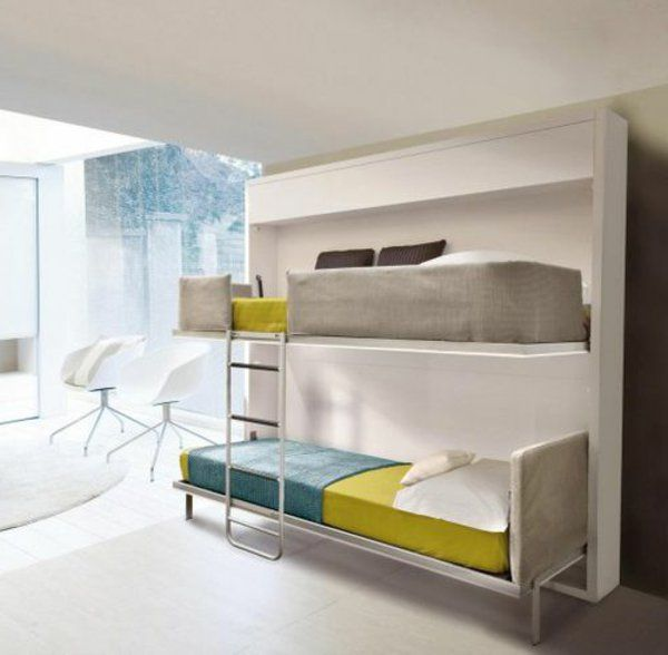 1000 id es sur le th me lit superpos escamotable sur. Black Bedroom Furniture Sets. Home Design Ideas