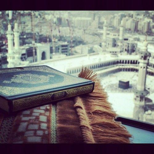 القران الکریم in Makkah