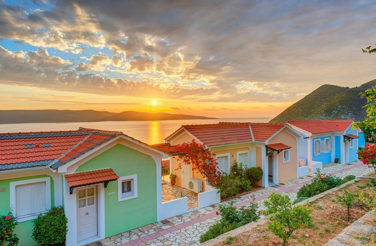 Cavos Cottages Lefki, Ithaki Island