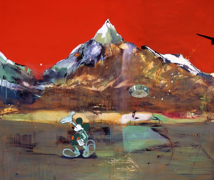 "Marcus Jansen  ""Welcome to Tora Bora""   Next Exhibit at Galleri Urbane Dallas"