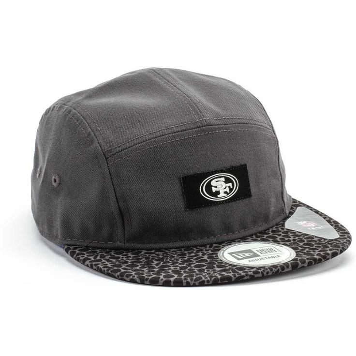 GREY x 49ERS x SAFARI CAMPER Baseball hats, Safari, Camper