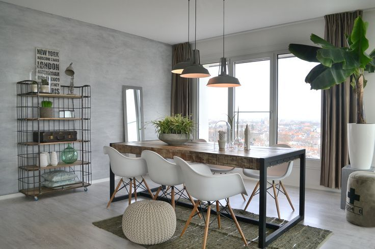Tegenwoordig mixen we ontzettend veel met interieur stijlen. Zo kun je landelijke met modern combineren ...