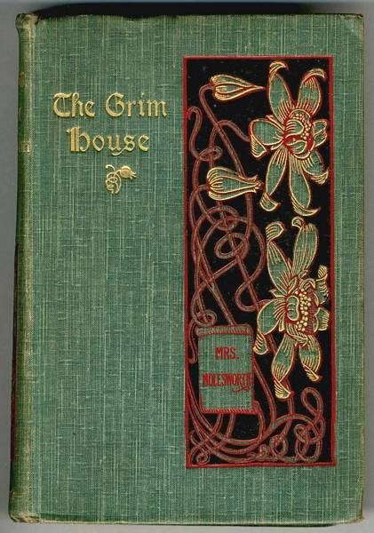 MOLESWORTH, Mary Louisa. The Grim House. James Nisbet & Co. 1901