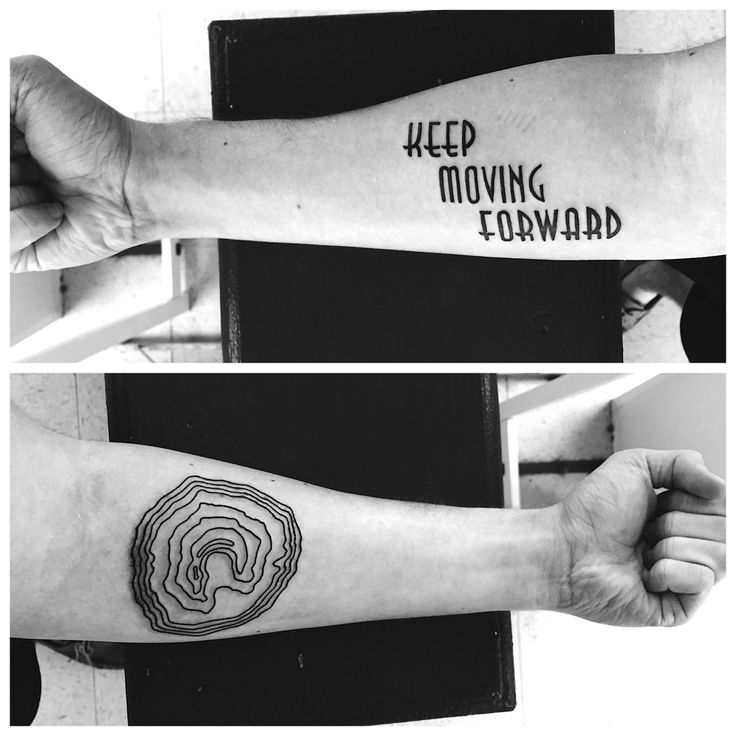 FYeahTattoos.com — Done both on the same day by Jay Jay of Army Navy...