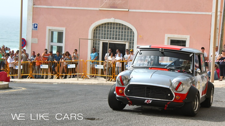 This Mini is just awesome. Totally track ready and extremely fast. Picture was taken at Foz do Arelho, Portugal Rally Sprint 2012.