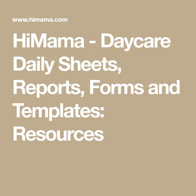 The 25+ best Daycare daily sheets ideas on Pinterest Infant - daily report template word