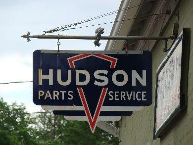 hudson sign
