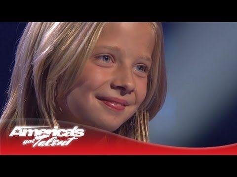 America's Got Talent Mondays & Tuesdays on NBC » Subscribe: http://full.sc/IlBBvK » Full Episodes: http://www.nbc.com/americas-got-talent/video/ Jackie Evanc...