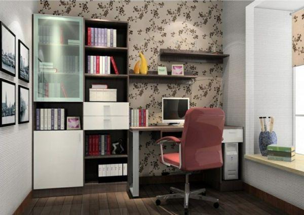 Le Bureau Avec Etagere Designs Creatifs Archzine Fr Etagere Bureau Etagere Design Et Decoration Maison