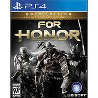 For Honor Gold Edition for Sony PS4