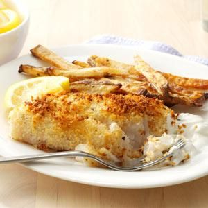 Fish & Chips with Dipping Sauce | Recipe | Fish, Dips and Sauces