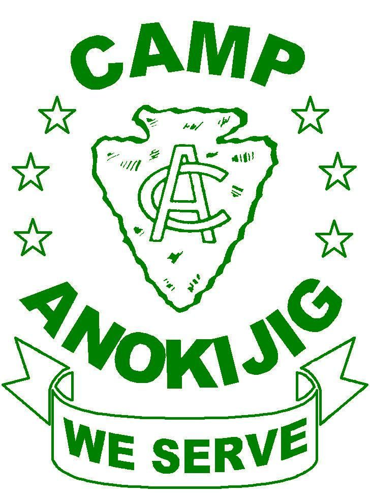 Camp Anokijig: Camp Anokijig has been recognized for excellence in camping for 87 years, with a rich tradition and history of offering youth an experience that will last a lifetime.  bit.ly/1sAzmJ1