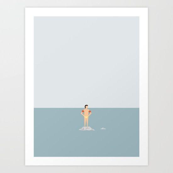 OCEAN SVØMMERE No.02 (Boy)
