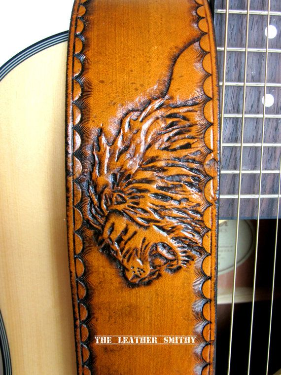 The LAST Day to order any hand tooled guitar strap is December 10th (for delivery in the US by December 24th). If you are international, please
