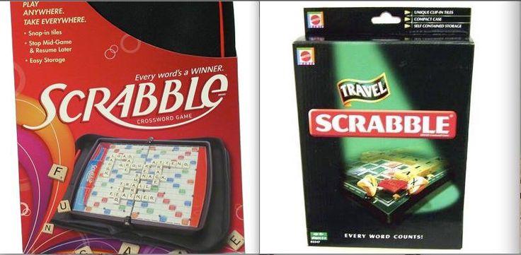 Scrabble for Travel