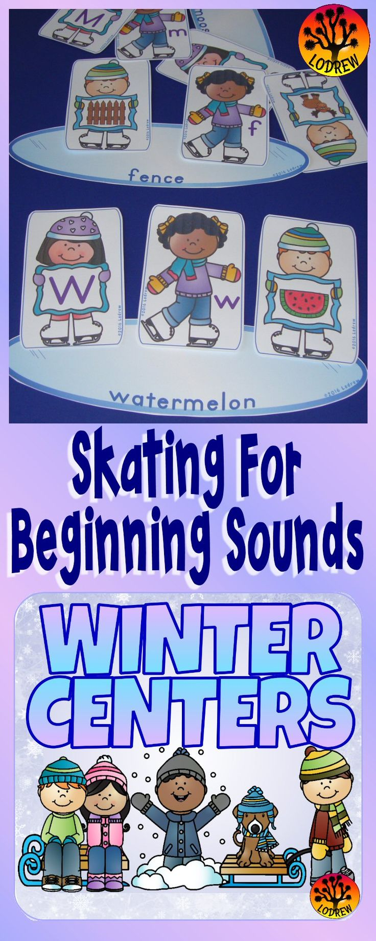 154 pages of winter centers including literacy, math, an emergent reader, winter activities, fine motor skills, visual discrimination, writing, tracing, subitizing, ten frames, cardinality, beginning sounds, colors, shapes, counting, number sets, spelling, letter matching, and more. For kindergarten, preschool, SPED, child care, homeschool, or any early childhood setting.
