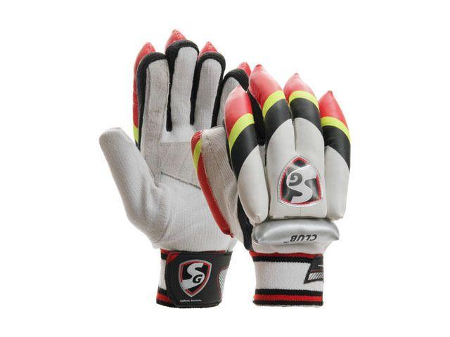 Cricket Batting Gloves 100% Genuine Sg Club World Cup Youth Cricket