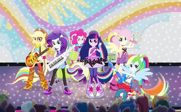 'My Little Pony Equestria Girls': Yes, there will be a sequel. And we've got a clip! Exclusive from @Entertainment Weekly