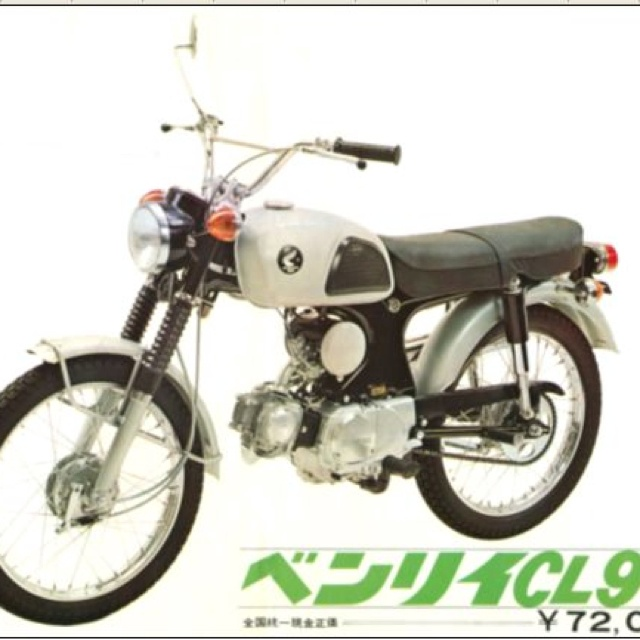Introduction Of All The Big Four Japanese Motorcycle Manufacturers It Is Perhaps Honda That Most Closely Associated With Scrambler Genre