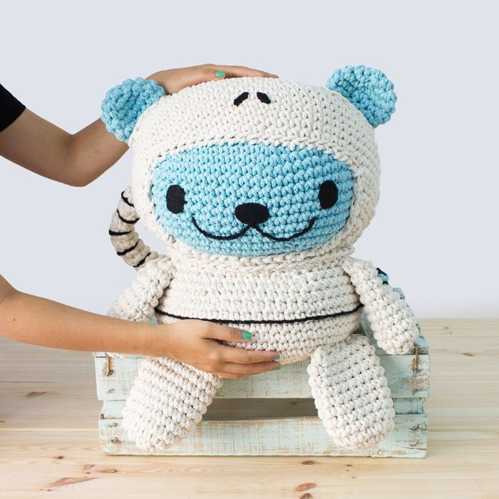 Amigurumi Xxl Libro : 35 curated Amigurumi XXL ideas by Dulcecitrico Trapillo ...