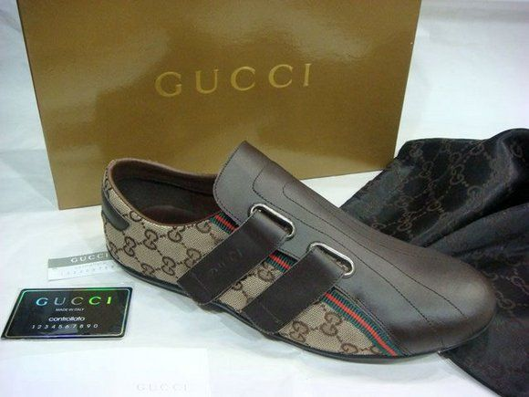 This is very nice shoes for men  its very good looking. Its great variety of GUCCI. which id very popular company in...