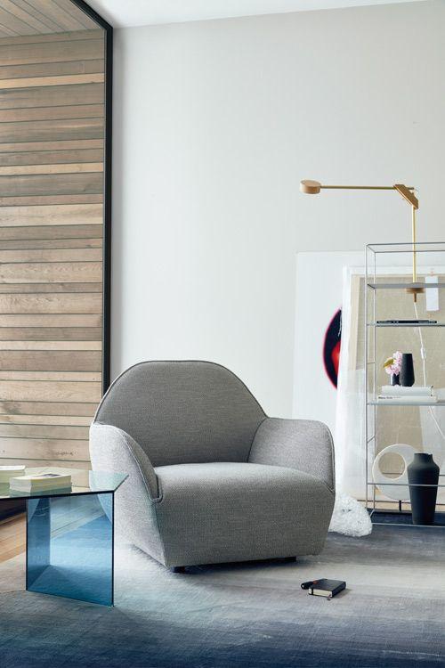Wonenonline: Lekkere loungefauteuil van hülsta sofa