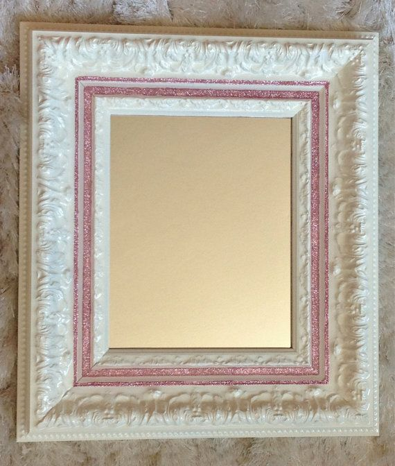 183 best images about glitz and glitter stuff on pinterest for Decorative crafts mirrors