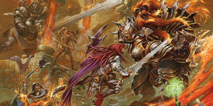 Dungeons & Dragons Movie Script Being Developed by Joe Manganiello http://ift.tt/2nSxUHz #timBeta