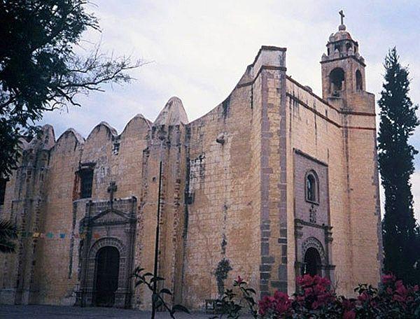 Paroi Nord Arquitectura Mexicana Rio Siglo Xvi