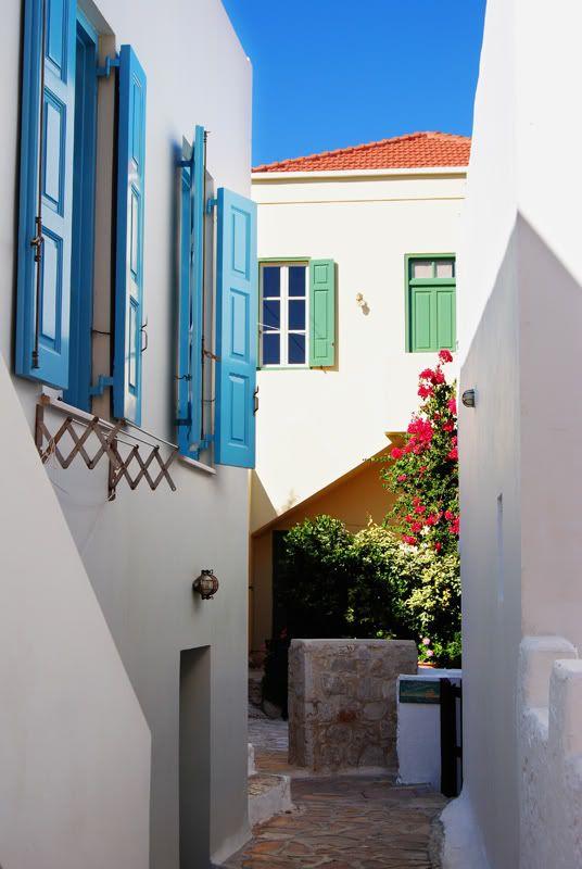 House on #Halki Island, #Greece Source: www.skyscrapercity.com/showthread.php?t=666080