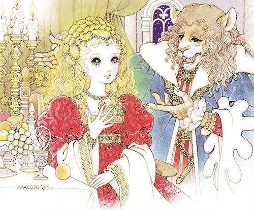 Beauty And The Beast by Macoto Takahashi