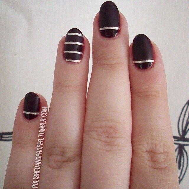 Mejores 109 imágenes de Uñas en Pinterest | Diseño de uñas, Uñas ...