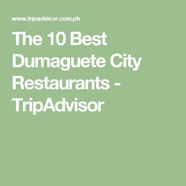 The 10 Best Dumaguete City Restaurants - TripAdvisor