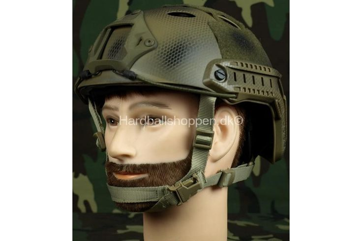 Replika, Carbon hjelm, US Seals