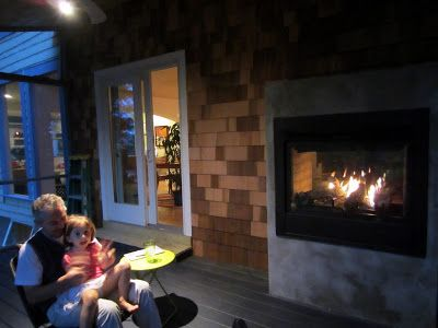 37 best Outdoor Fireplaces images on Pinterest | Outdoor fireplaces ...