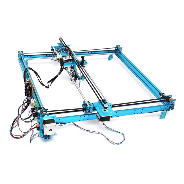 Makeblock - XY-Plotter Robot Kit v2.0, $299.99 (http://www.makeblock.cc/xy-plotter-robot-kit-v2-0/)