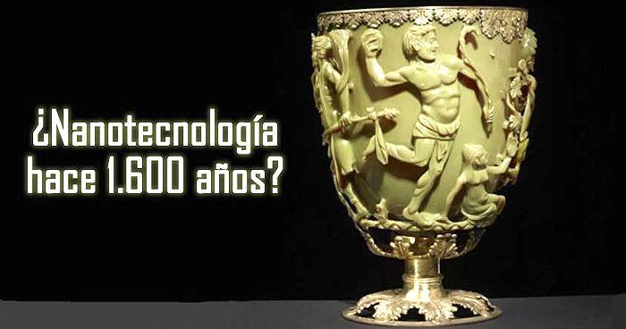 Según los científicos, la nanotecnología se descubrió por primera vez en la antigua Roma hace ca...