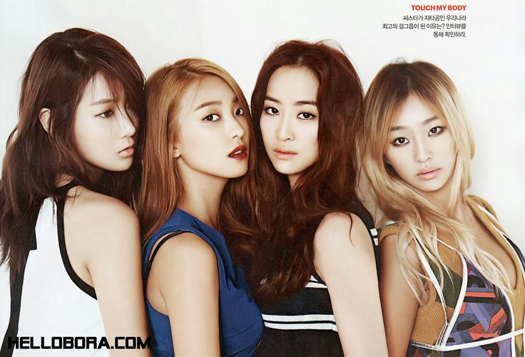 Image result for sistar members