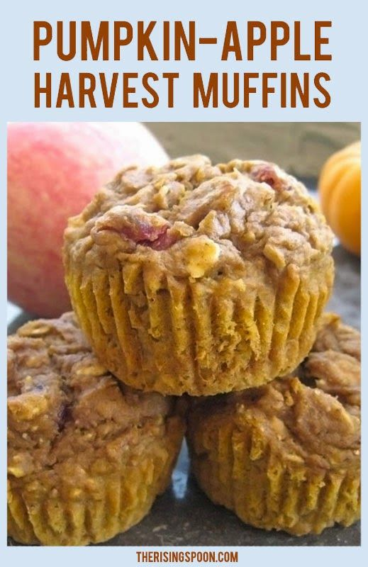 goyard mens wallet styles Super Moist Pumpkin Apple Harvest Muffins They   re basically Fall in a Muffin  includes a vegan friendly adaptation