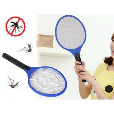 Fly Swatter Electric Insect Zapper x 2pcs