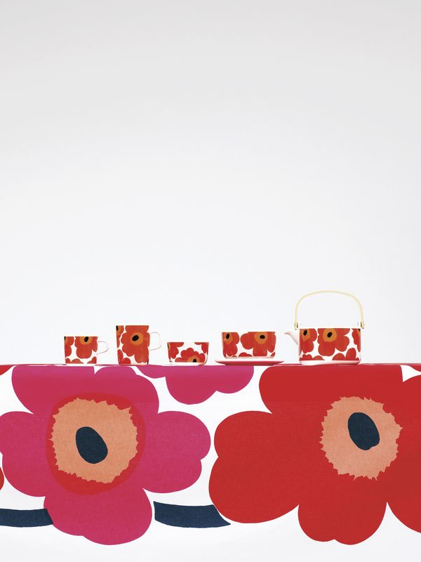 Join us as we celebrate Unikko's 50th anniversary with special events, anniversary collections and some surprising guests! #unikko50 #marimekko www.marimekko.com/unikko