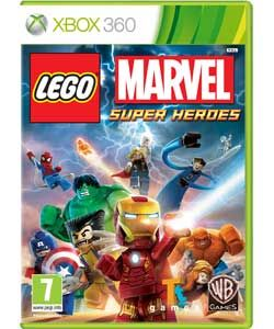 LEGO� Marvel - Xbox 360 Game.